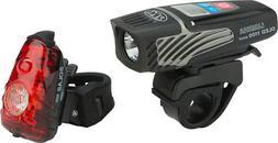 NiteRider Lumina OLED 1100 Boost & Solas 100 Combo Bicycle L