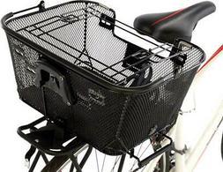 Axiom Pet Basket with Rack and Handlebar Mounts