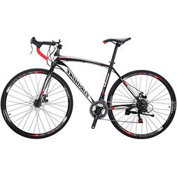 49cm XC550 Road Bike 700C Wheels Shimano 21 Speed Disc Brake