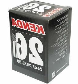 """Kenda 26 x 2.75-3.0"""" Schrader Valve Mountain Bike Inner Tube"""