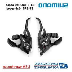 Shimano ST-EF51 EF500 EF65 SL-M430 3x8/9 Speed Shifters / Br