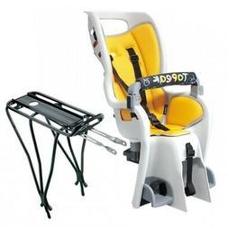 Topeak TCS-2204 BabySeat II & Aluminum Rack Bicycle Child Ca