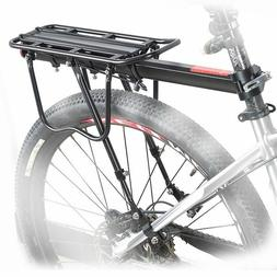 US Bicycle Bike Quick Release Luggage Seat Post Pannier Carr