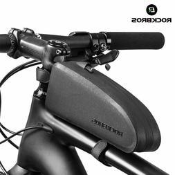 ROCKBROS Waterproof Bike Bag Large Capacity Bag Top Tube Bag